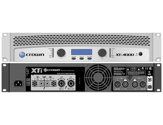 Crown XTI 4000 Power Amp