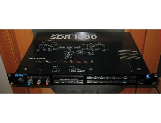 Ibanez SDR-1000 Stereo Digital Reverb