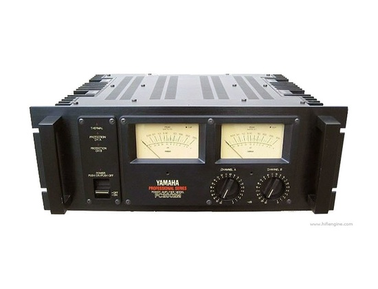 Yamaha PC2000M Power Amplifier