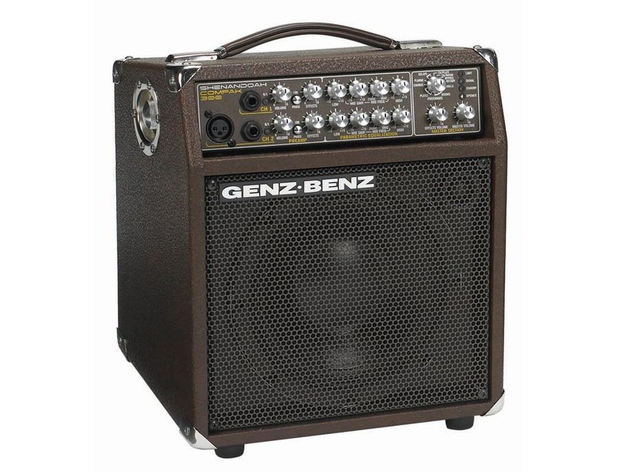 Genz Benz Shenandoah Compak 300 SHEN-CPK-8T