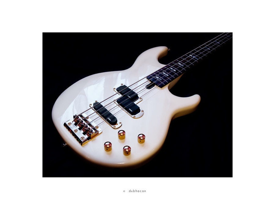 Yamaha BB3000 White