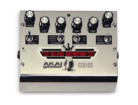Akai Deluxe Distortion
