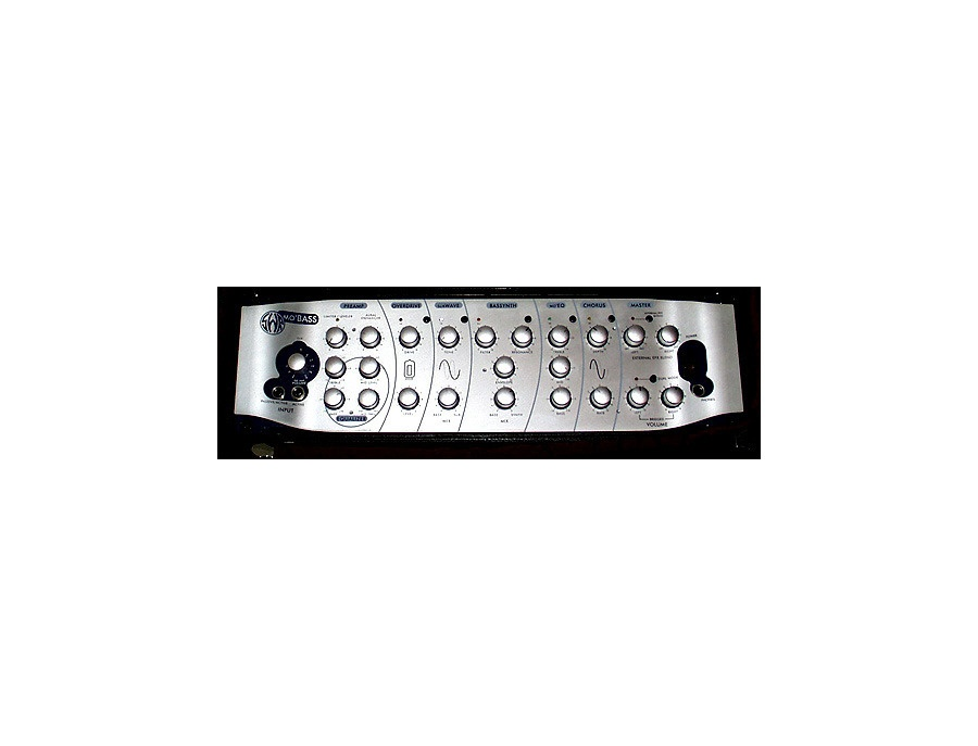 swr mo 39 bass preamp reviews prices equipboard. Black Bedroom Furniture Sets. Home Design Ideas