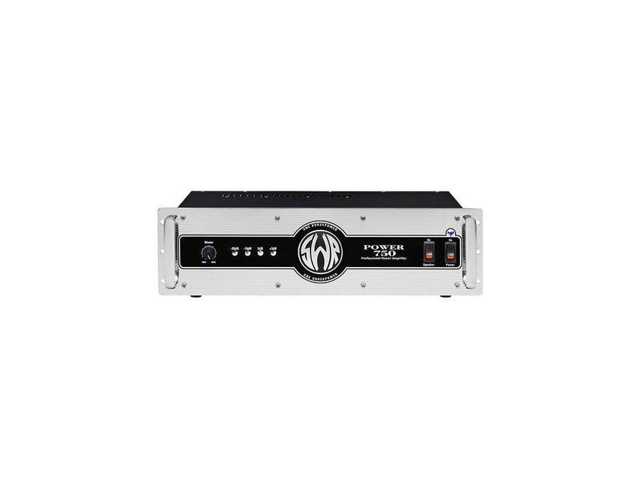 SWR Power 750 power amps