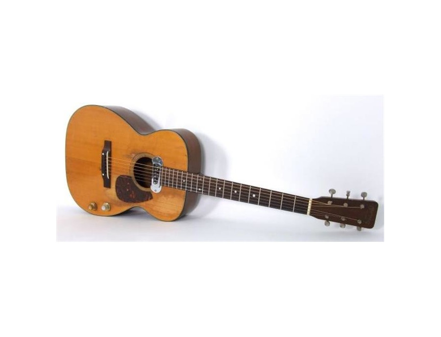 Martin 00-18E Acoustic-Electric Guitar