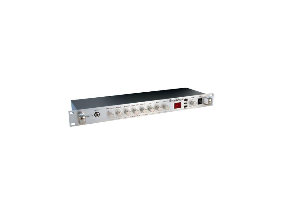 Tech 21 sansamp nyc model psa 1 xl