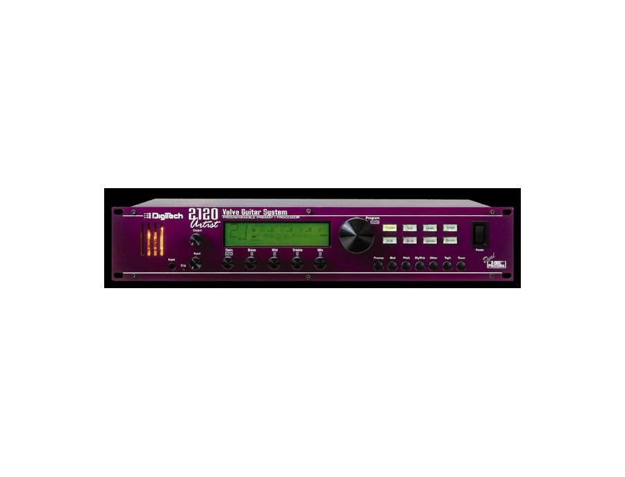 DigiTech 2120 Artist Series Valve Guitar System