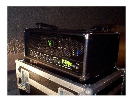Trace Elliot V8 Bass Amp Head