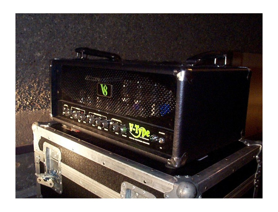 Trace elliot v8 bass amp head xl