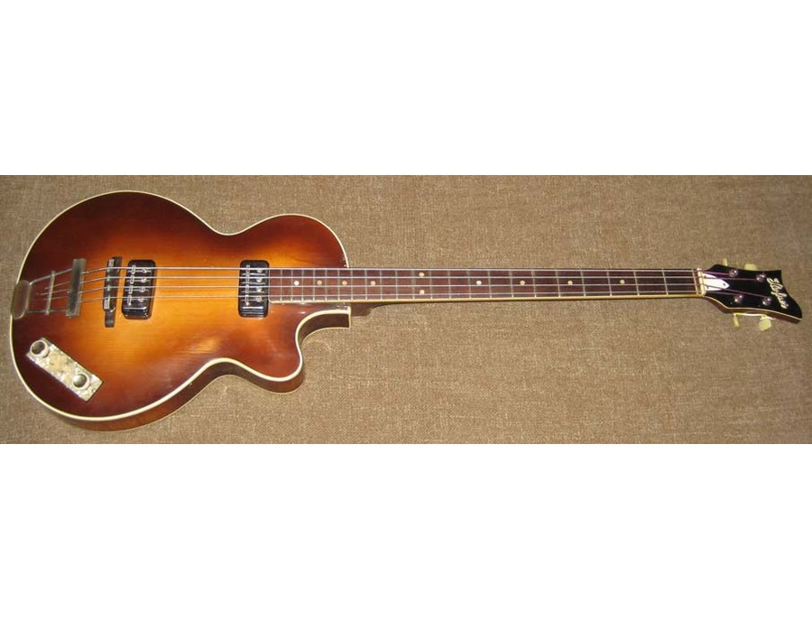 Hofner Club Bass 1967