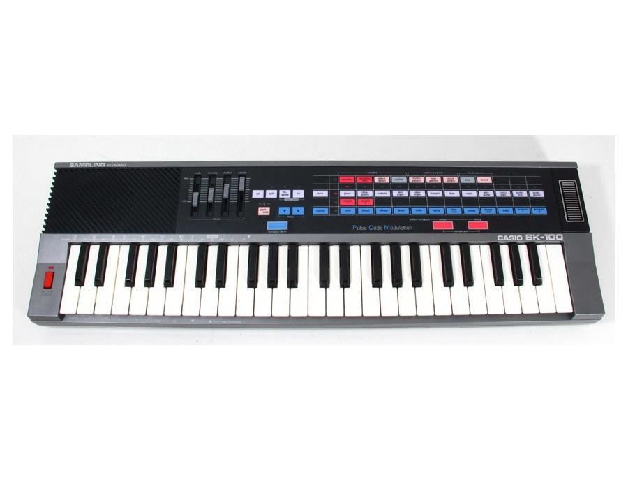Casio SK100 Keyboard