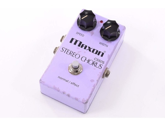 Maxon CS-505 Stereo Chorus