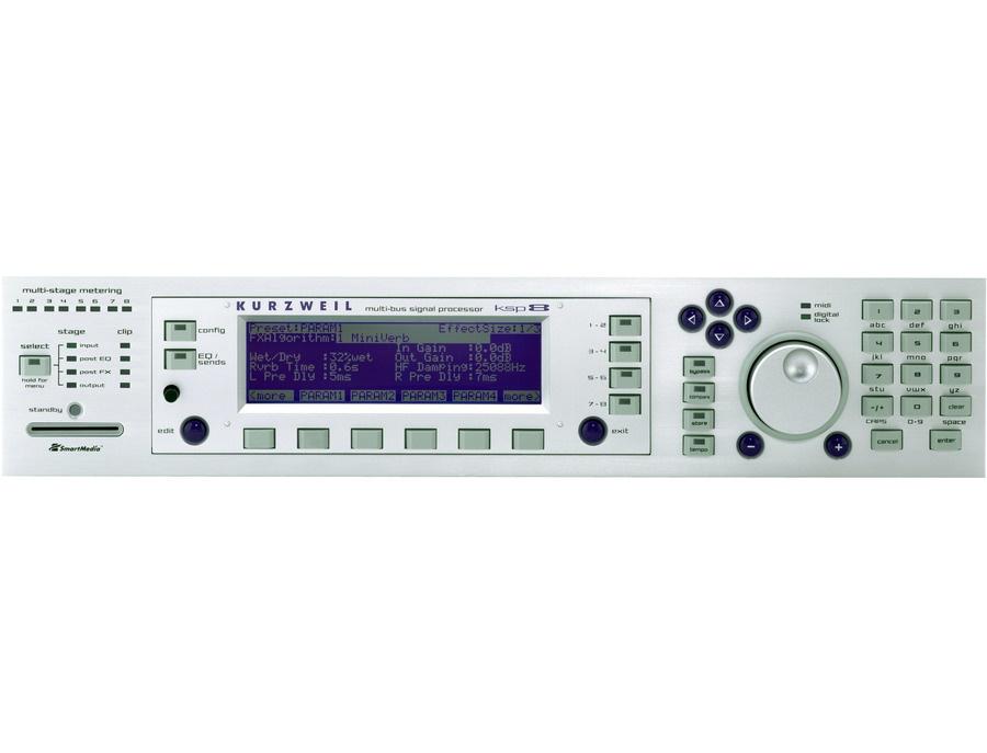 Kurzweil KSP8 Multi-Channel Effects Processor