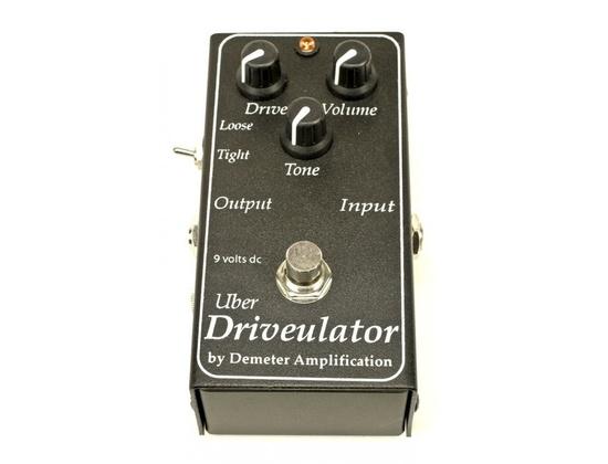 Demeter Über Driveulator