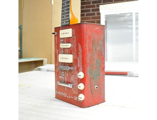 Bohemian Guitars Vintage Series - Jacobson