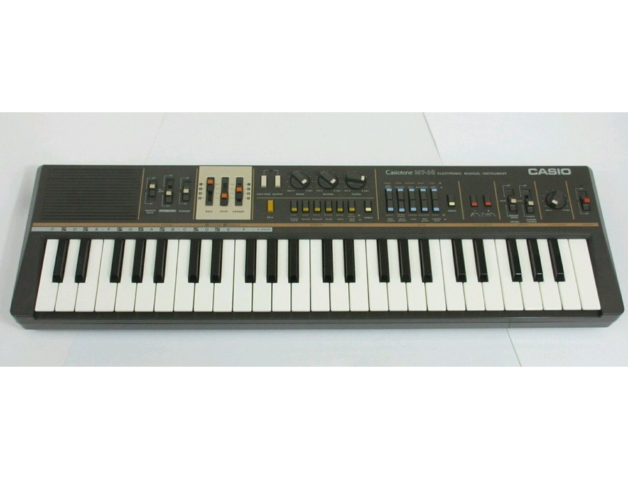 Casio Casiotone MT-68