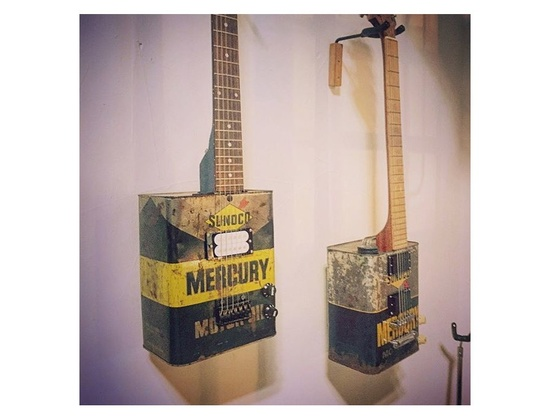 Bohemian Guitars Vintage Series - Sonoco Mercury