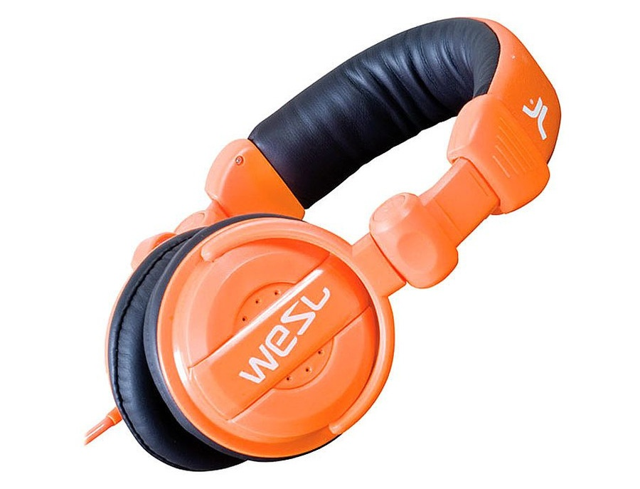 WeSC Bag Pipe DJ-Style Headphones