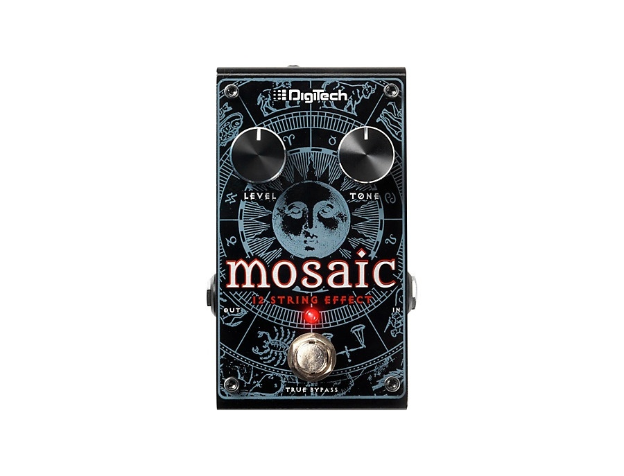 Digitech mosaic 12 string emulator xl