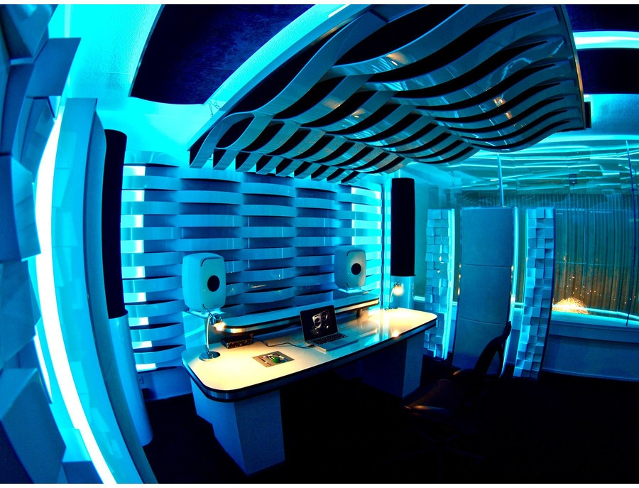 Morel Muziek Studio Room Acoustic, Mounts and Desk