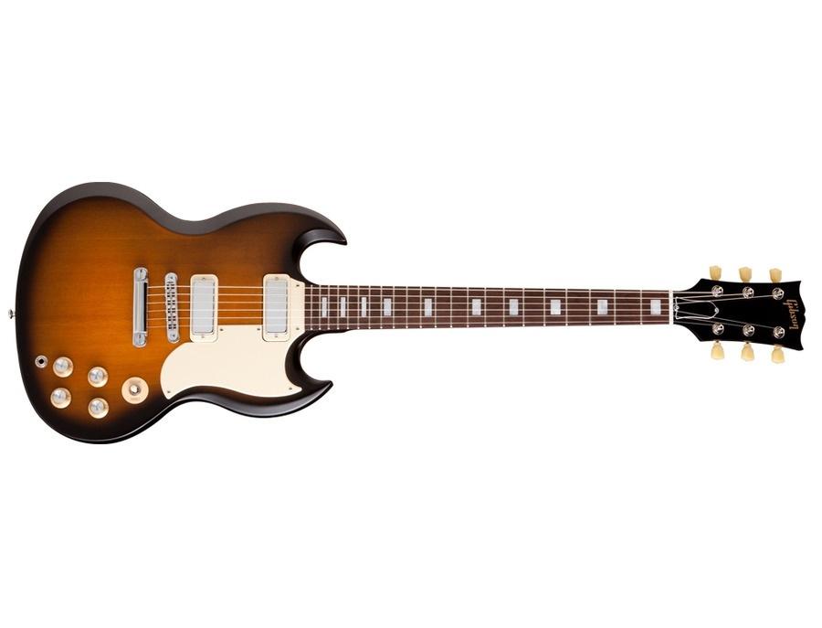 2016 Gibson SG Special 70's Tribute Vintage Satin Sunburst