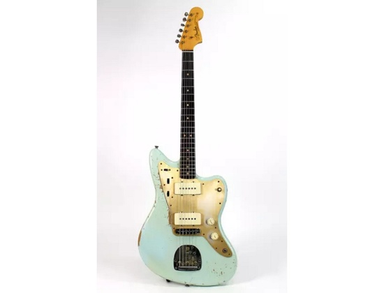 2006 Fender Custom Shop '62 Jazzmaster Relic