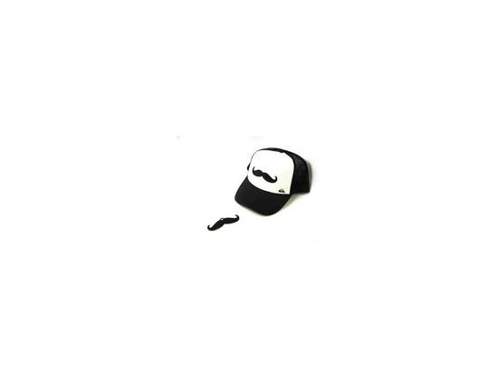 Quicksilver moustache hat