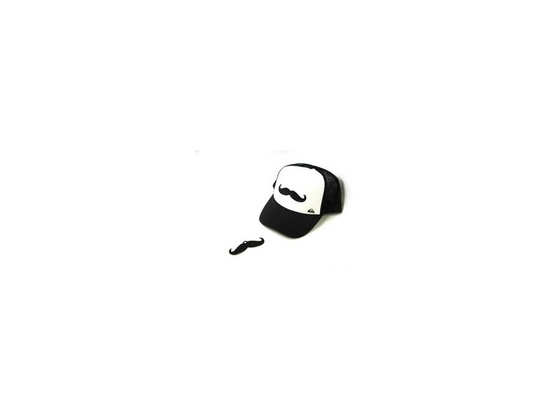 Quicksilver moustache hat