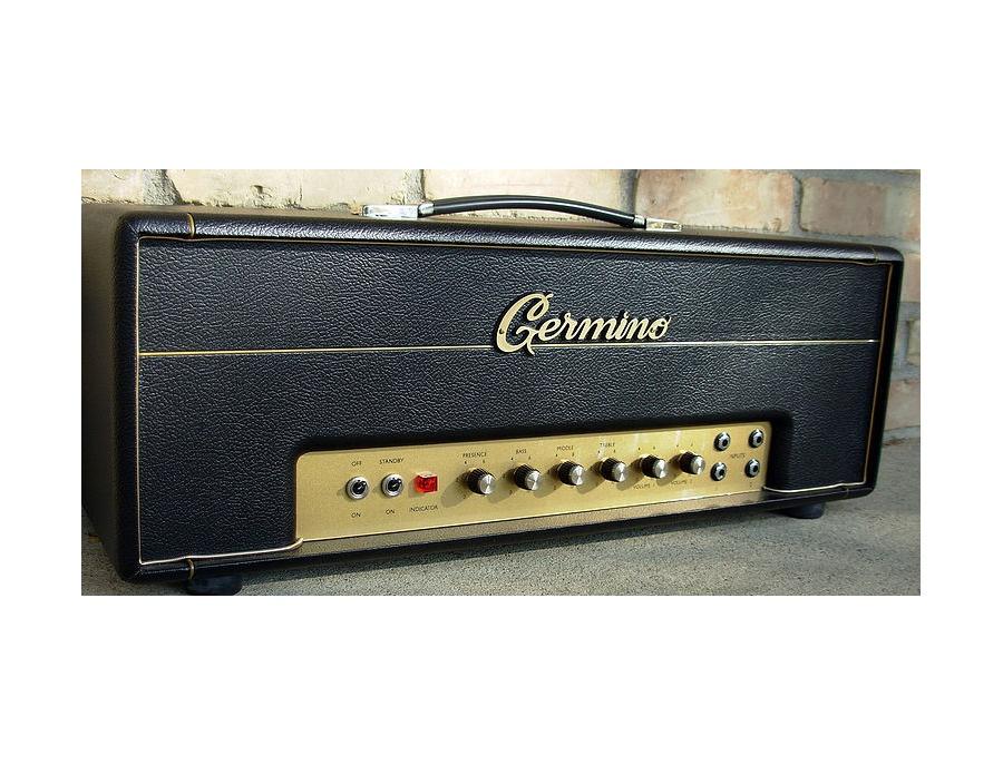 edf3f739e857 Germino Lead 55 Amplifier Reviews   Prices