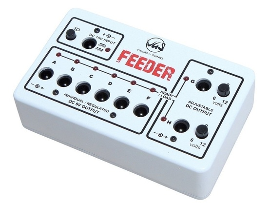 VGS Guitars Feeder