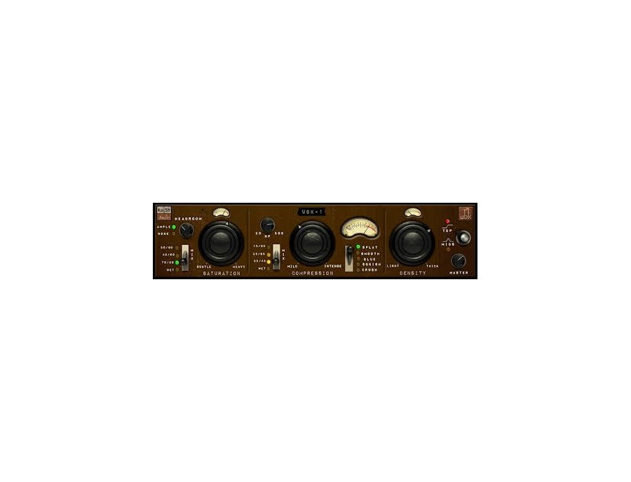 Kush Audio: ubk 1 EQ