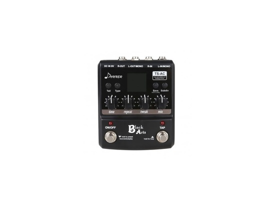 Donner Black Arts Delay