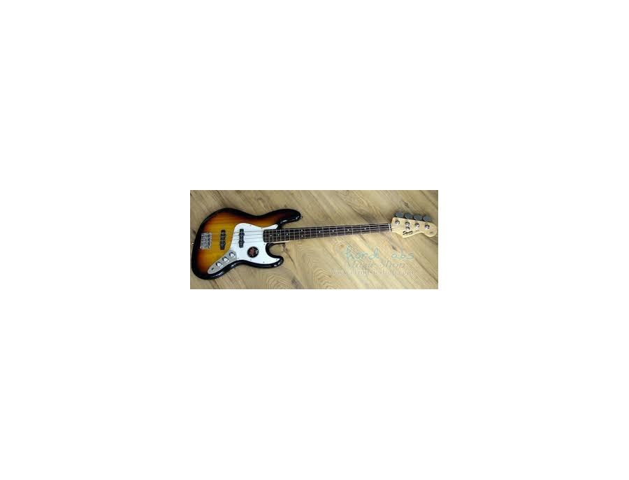 Squier California Jazz Bass