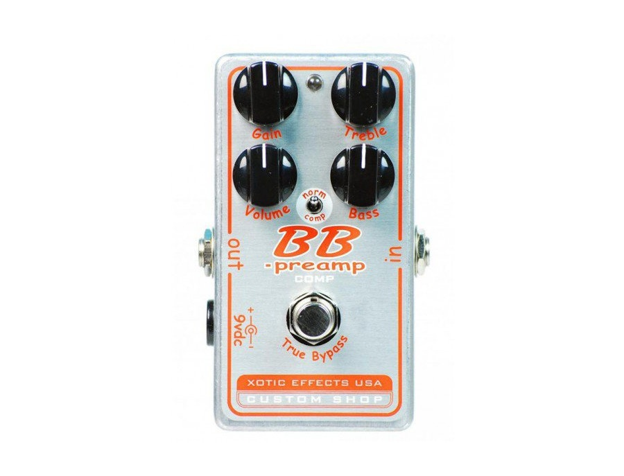 Xotic Effects BB Preamp Comp