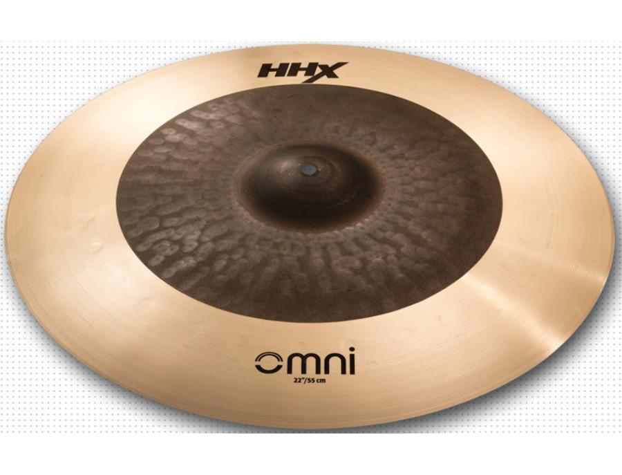 """Sabian 22"""" HHX Omni Cymbal"""