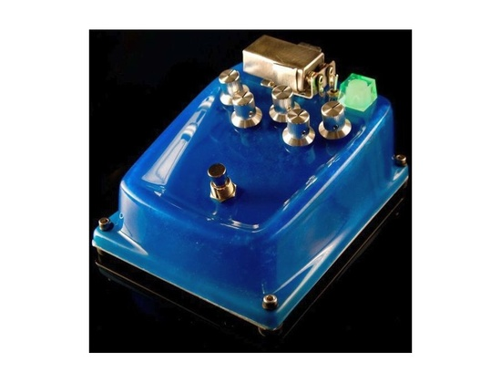 Tonebutcher Blue Wail Fuzz/Tremolo