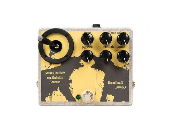 Dwarfcraft Devices Satan Oscillate My Metallic Sonatas Pedal