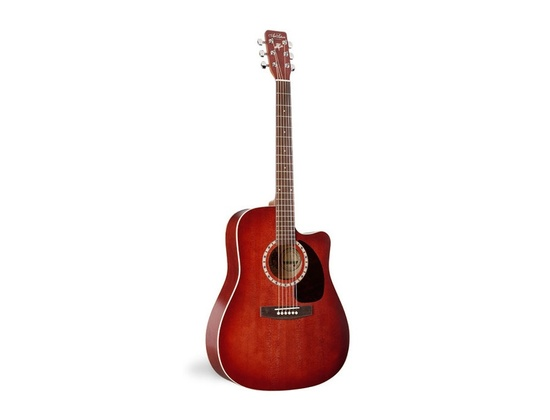 Art & Lutherie CW Spruce Burgundy
