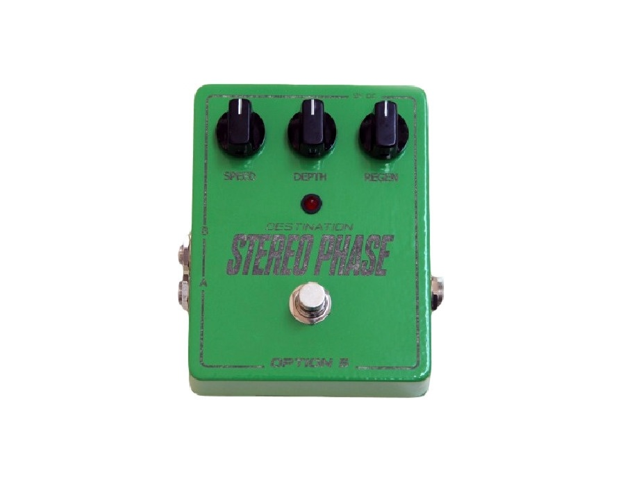 Option 5 Destination Phase Phaser Pedal Reviews & Prices