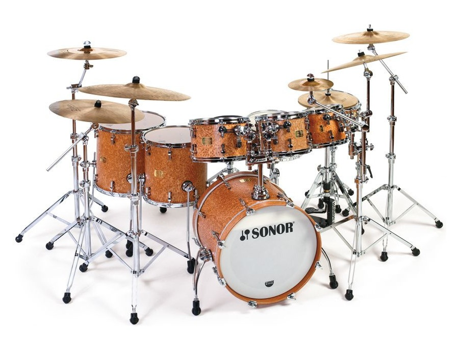 Sonor Steve Smith Signature Drum Set Reviews Amp Prices