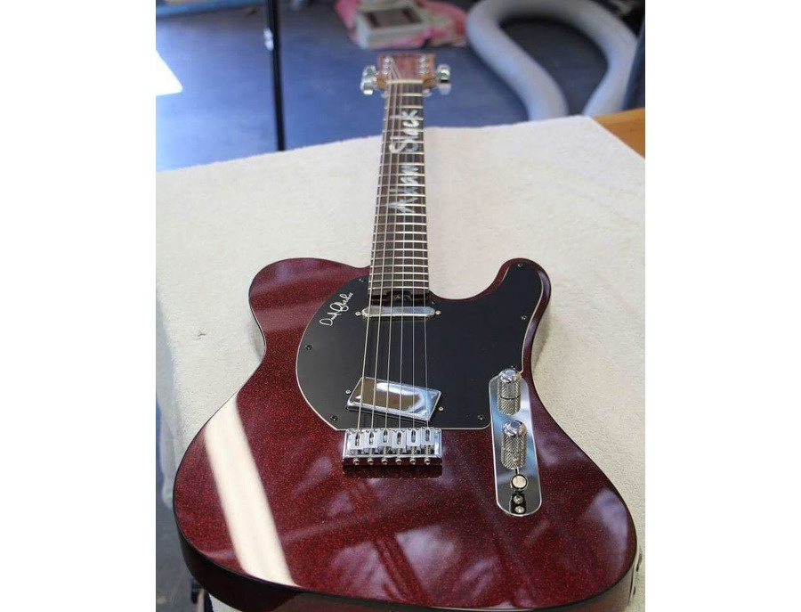 Adam Slack Custom Built Fletcher Handcrafted Guitar
