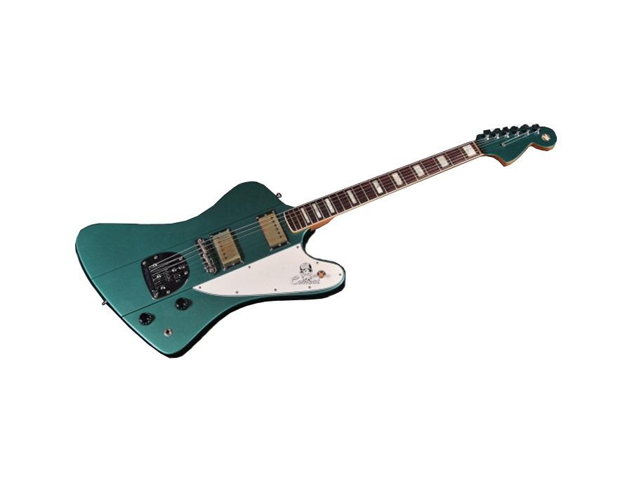 "Custom ""Jazzbird"" Guitar with Tom Holmes Humbuckers"