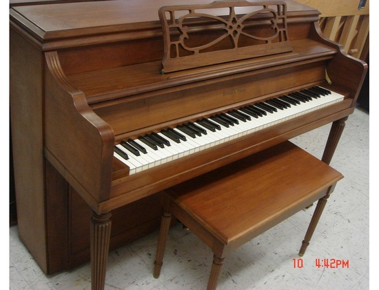 Ivers & Pond Old Antique Piano