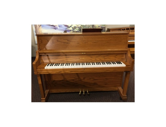kawai upright piano ust8 reviews prices equipboard. Black Bedroom Furniture Sets. Home Design Ideas