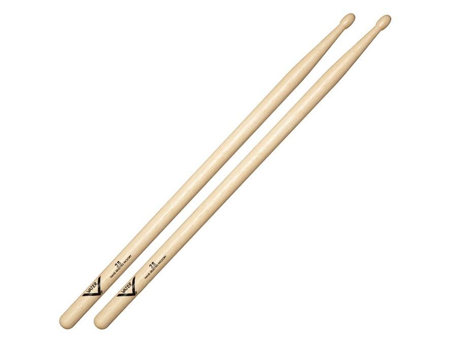 Vater percussion 2b wood tip drumsticks xl