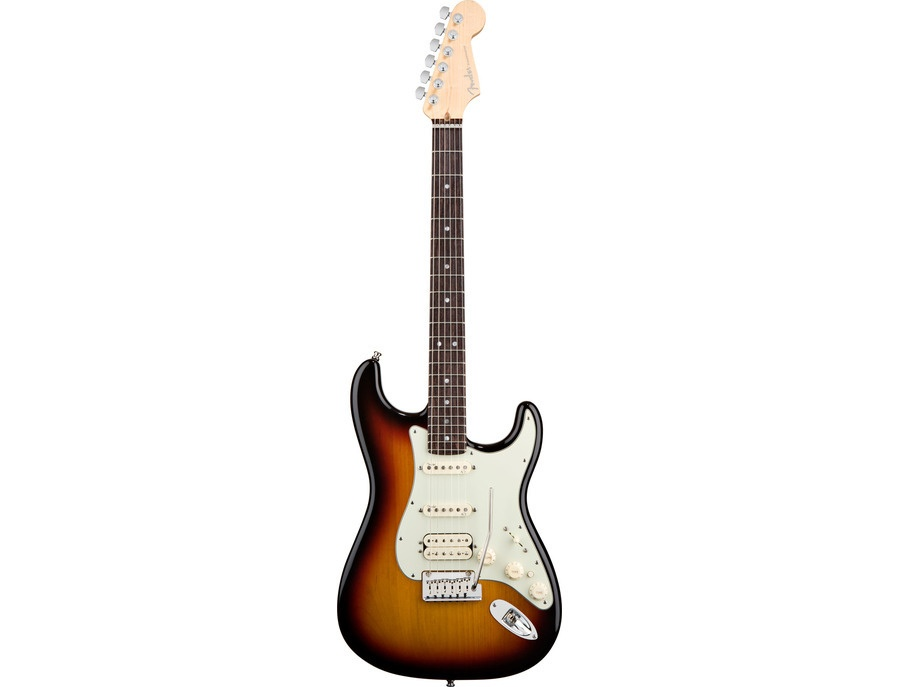 Fender American Deluxe Stratocaster HSS RW 3TSB