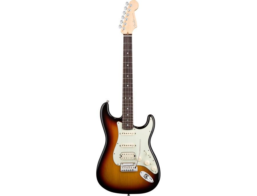 Fender American Deluxe Stratocaster HSS RW 3TSB