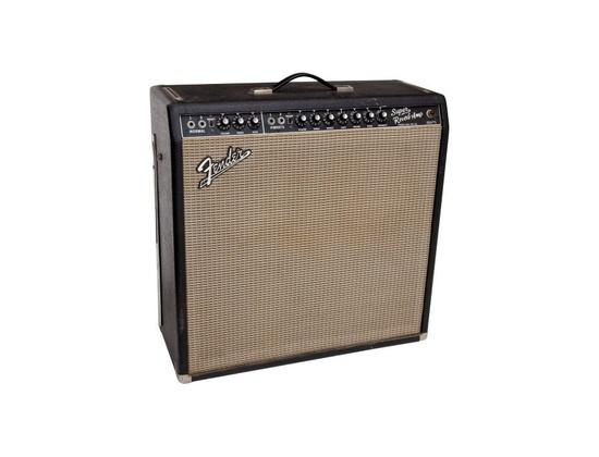 Fender Blackface Super Reverb