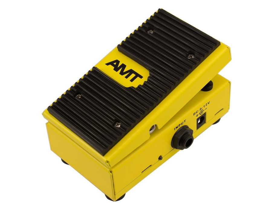 AMT Electronics LLM-2 ZERO - Optical Volume Pedal