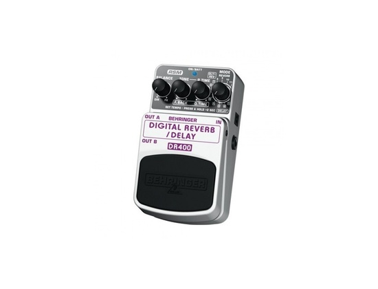 Behringer DR400 - Digital Reverb-Delay